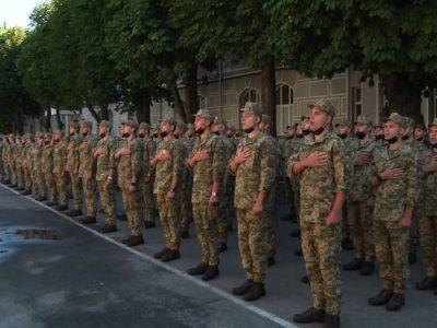 Майбутні військові лікарі склали Кодекс честі офіцера медичної служби