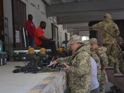 Saber Junction 2021: українські десантники відбули до району виконання навчально-бойових завдань