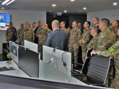 Можливості координаційного центру кібербезпеки при РНБО вивчали слухачі курсу вищого керівного складу стратегічного рівня НУОУ