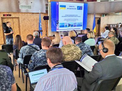 Військово-Морські Сили взяли участь у навчаннях «Непорушна стійкість – 2021»