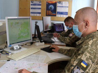 «Об'єднані зусилля – 2021»: Гідрометеорологічний центр Сил підтримки ЗС України проводить підготовчі заходи до КШН