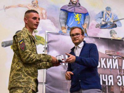 У Львові відбувся вечір пам'яті, присвячений обороні Луганського аеропорту
