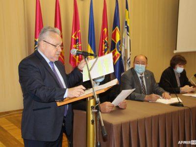 У фокусі Громадської ради − проблемні питання соціального захисту військовослужбовців та ветеранів