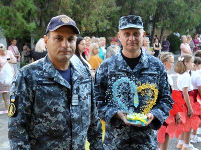 Військові завітали до школи-інтернату у Миколаєві