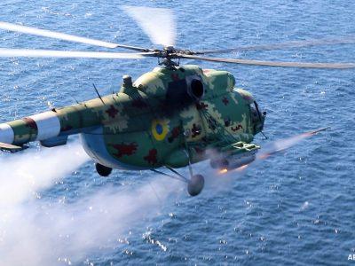 Морські авіатори завдали вогневого удару в акваторії Чорного моря