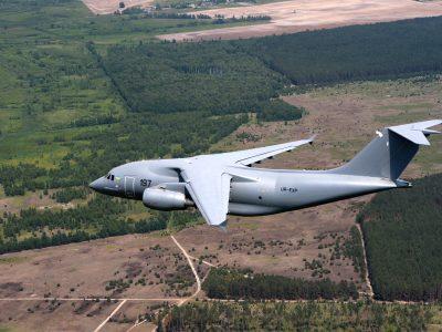При складанні Ан-178 для вітчизняного війська не буде використано жодних російських компонентів