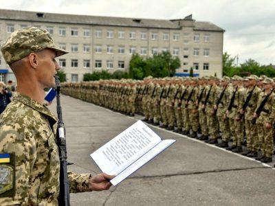 Уряд затвердив чисельність громадян України, які підлягають призову на строкову військову службу у жовтні-грудні 2021 року