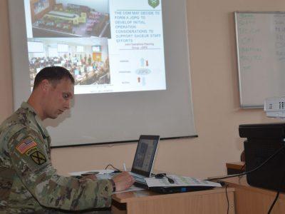 Військові України та Туреччини завершили курс з питань процесу оперативного планування логістики відповідно до стандартів НАТО