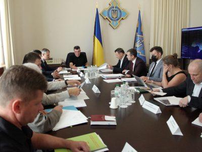 Фінансування сектору безпеки і оборони у 2021 та 2022 роках обговорили в РНБО