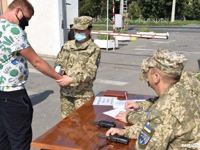 На Хмельниччині розпочався збір розвідників, зв'язківців та водіїв ССО