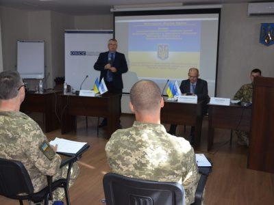 У Дніпрі обговорили механізми та переваги співпраці громадянського суспільства із Збройними Силами
