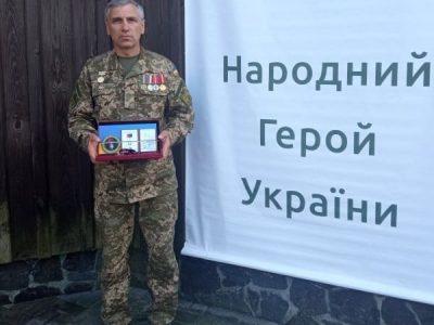 «Навчатись воювати доводилось під час боїв з ворогом» — Народний Герой України, офіцер-танкіст Сергій Ярощук