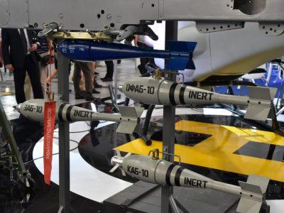 В Україні опанували виробництво практичних бомб для авіації