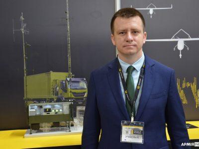 Український малогабаритний комплекс радіорозвідки Plastun бачить ворожі об'єкти за 15 км