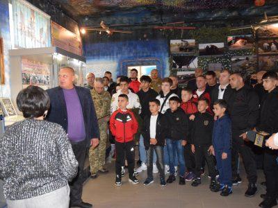 Полтавська філія Національного військово-історичного музею України презентувала нову експозицію