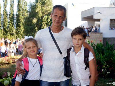 Діти загиблої захисниці України Яни Червоної: «Наша мама Герой і ми пишаємося нею!»
