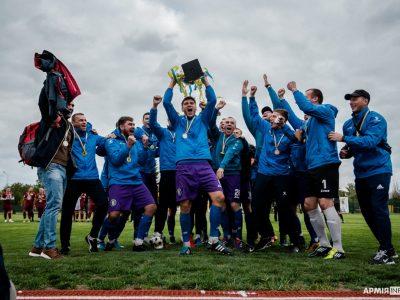 ФК «Слов'янськ АТО» – володар Кубка дивізіону «Схід»
