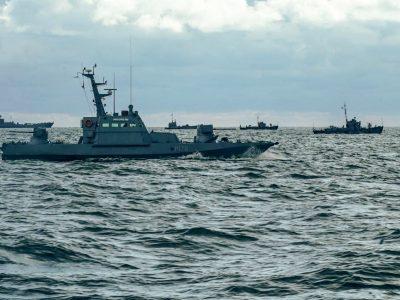 «Об'єднані зусилля – 2021»: морська компонента стратегічного командно-штабного навчання