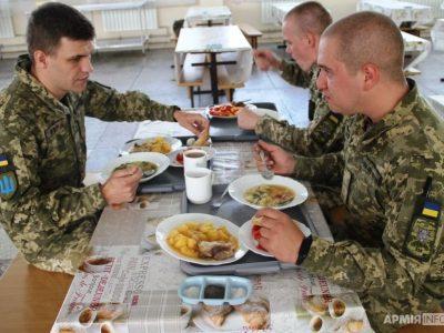 Харчування по-домашньому: таємниці від військових з «Десни»