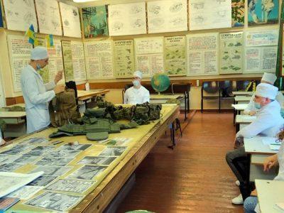 У Харкові майбутніх офіцерів медслужби запасу навчають за стандартами НАТО