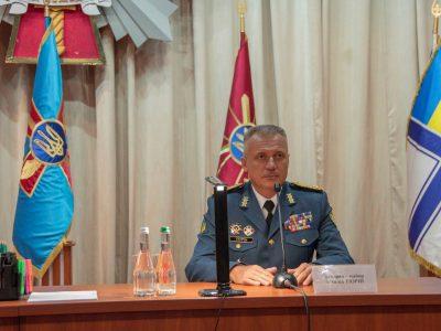 Керувати Харківським національним університетом Повітряних Сил доручено генерал-майору Віталію Тюріну