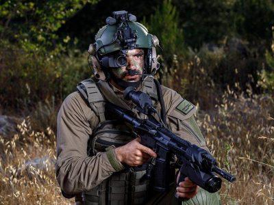 В Ізраїлі інтегрували штучний інтелект у штурмову гвинтівку