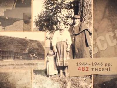Про День пам'яті депортованих українців у 1944–1951 роках