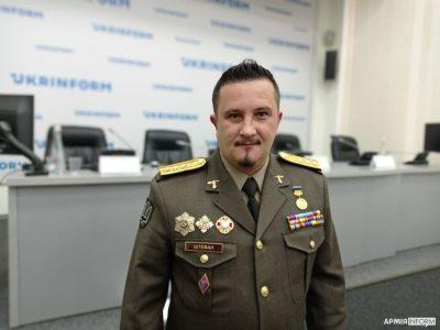 «Кремль намагається в будь-який спосіб розірвати зв'язок армії України і суспільства» – полковник ЗСУ Анатолій Штефан