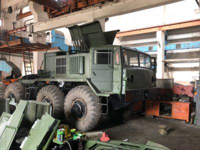 Харківський автомобільний завод розпочав ремонт техніки для ЗСУ