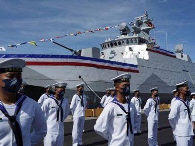 ВМС Тайваню посилилися модернізованим ракетним корветом
