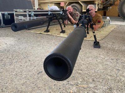 Гвинтівка «Нічний хижак» вийшла на міжнародний ринок