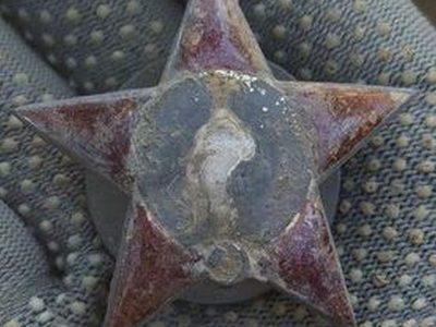 Знайдена на Житомирщині Червона Зірка, або Нетипова пошукова історія