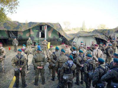 Військовослужбовці ЛитПолУкрбриг у Польщі візьмуть участь у навчанні WYDRA-21
