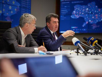В Офісі Президента України презентували сучасну інформаційно-аналітичну систему «СОТА»