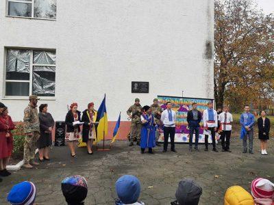 Пам'ятні дошки трьом полеглим героям відкрили на Дніпропетровщині
