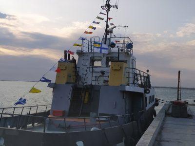 Гідрографічний катер «Дмитро Чубарь» включено до складу національного флоту