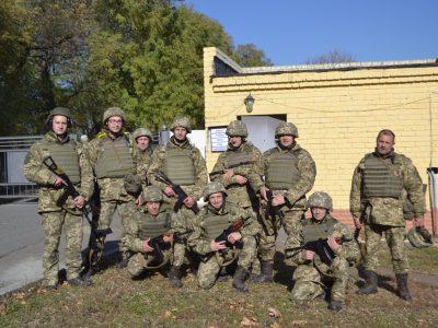 Як резервісти вчаться захищати небо українського Сходу