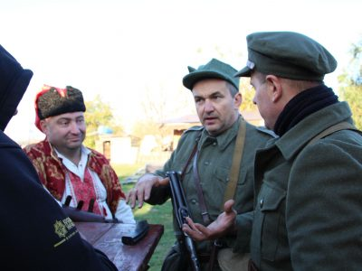 У Рівному відбувся фестиваль козацької звитяги «Покровський вітер»