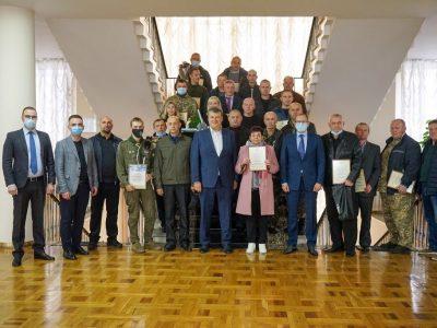 29 родин захисників України з Житомирщини отримали грошові сертифікати на житло