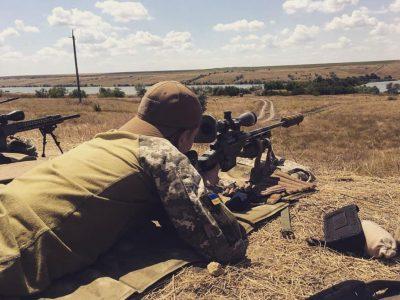 «Ворог для мене — не більше ніж мішень на полігоні» — 19-річний снайпер