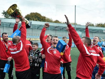 «Кубок Нескорених» утретє поїхав до Луцька