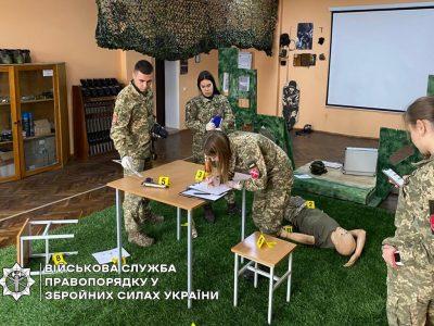 Військові правоохоронці вдосконалюють знання під керівництвом інструкторів військової поліції Литовської Республіки