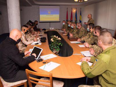 Представники Збройних сил Іраку завітали до 169-го навчального центру «Десна»