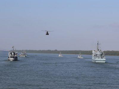 Військові бази, порти та ракетна зброя — як посилять флот України за допомогою Британії