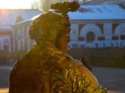 Окремий полк спецпризначення імені Святослава Хороброго відзначив річницю з Дня створення