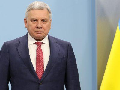 Брифінг Міністра оборони України щодо спеціалізованої виставки «Цифрове майбутнє армії»