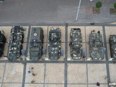 У Києві стартувала виставка озброєння та військової техніки: що цікавого представило Міноборони