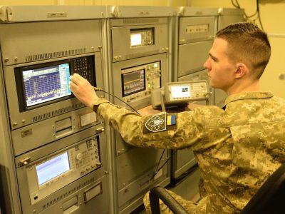 Роботу військових метрологів можна порівняти з роботою хірургів