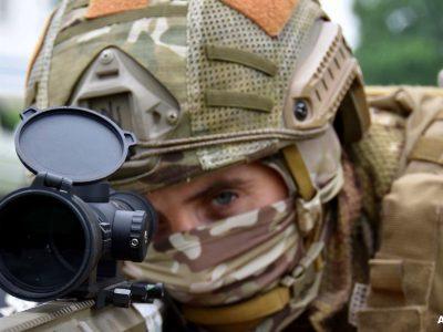 Українські та американські спецпризначенці за лічені хвилини знищили ворожий штаб
