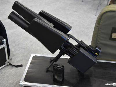 Що відомо про литовську антидронову рушницю та схожу українську розробку